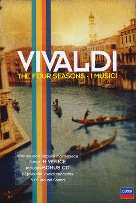 Antonio Vivaldi, Vivaldi: The Four Seasons, 00044007432136