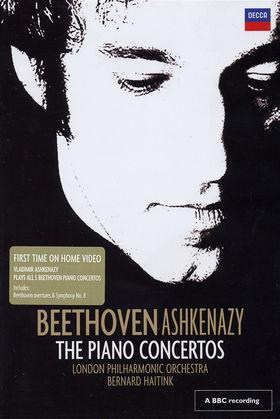 Ludwig van Beethoven, Beethoven: The Piano Concertos, 00044007432143