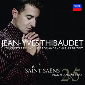 Jean-Yves Thibaudet, Saint-Saens: Piano Concertos Nos.2&5 etc, 00028947587644