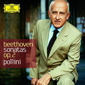 Maurizio Pollini, Beethoven: Piano Sonatas, Op.2, 00028947765943