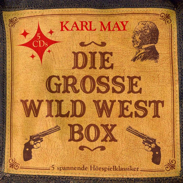 Die große Wild West Box (5  Hörspielklassiker) 0602517409961