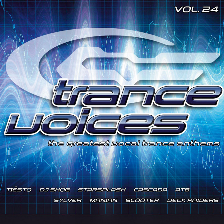 Trance Voices Vol. 24 0600753019726
