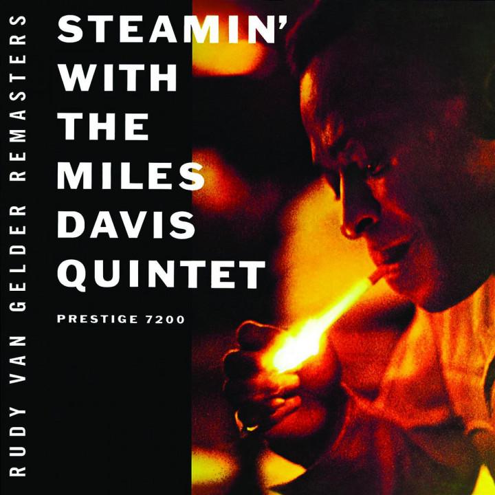 Steamin' [Rudy Van Gelder edition] 0888072301672