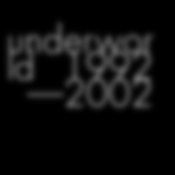 Underworld 1992-2002 5033197246929