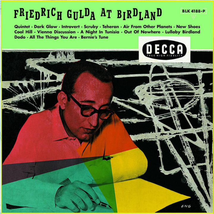 Friedrich Gulda At Birdland 0602498471283