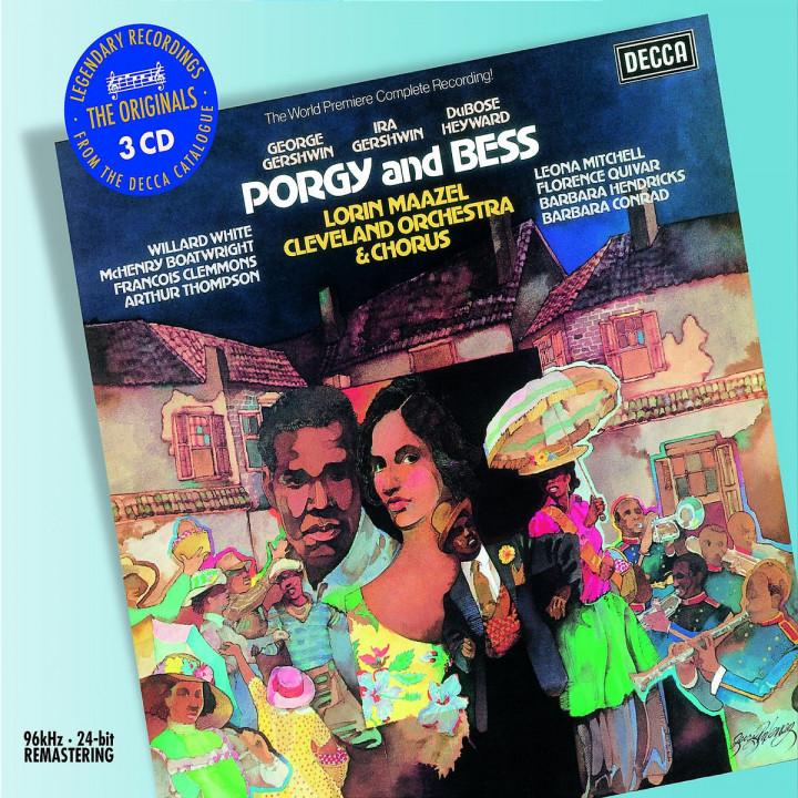 Gershwin: Porgy & Bess 0028947586632