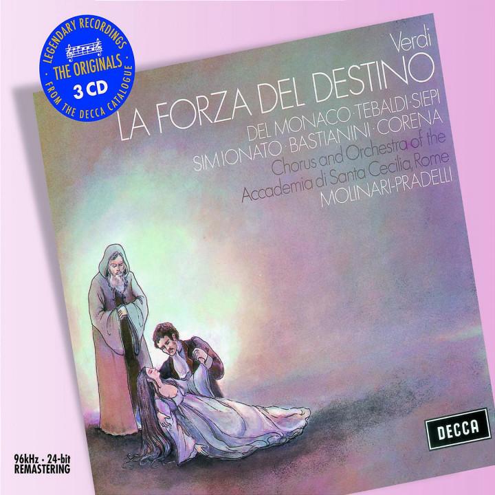 Verdi: La Forza del Destino 0028947586816