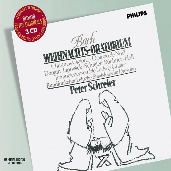 Bach, J.S.: Christmas Oratorio 0028947591559
