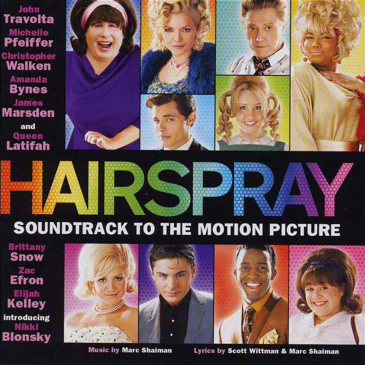 Hairspray - Original Motion Picture Soundtrack 0028947593481