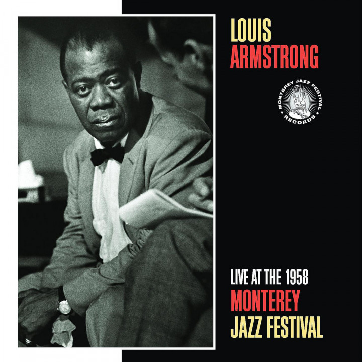 Live At The 1958 Monterey Jazz Festival 0888072303113