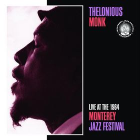 Thelonious Monk, Live At The 1964 Monterey Jazz Festival, 00888072303126
