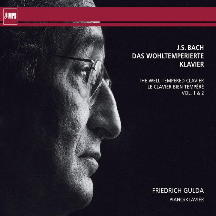 Bach: Das Wohltemperierte Klavier 0028947662507