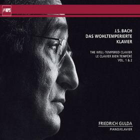 Friedrich Gulda, Bach: Das Wohltemperierte Klavier, 00028947662501