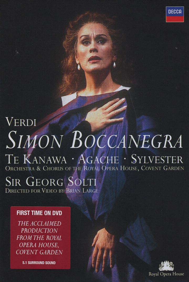 Verdi: Simon Boccanegra 0044007142390