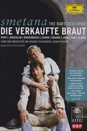 Bedrich Smetana, Smetana: Die verkaufte Braut, 00044007343609