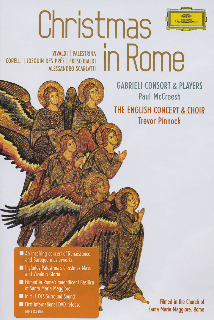 Christmas in Rome 0044007343614