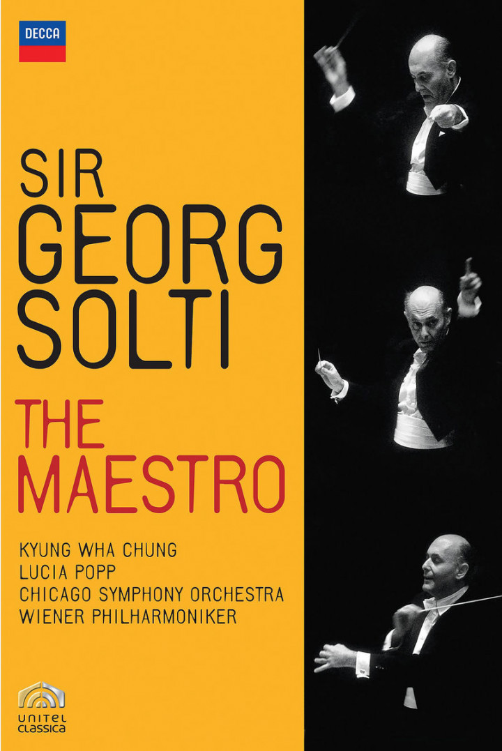 Sir Georg Solti - The Maestro 0044007432035