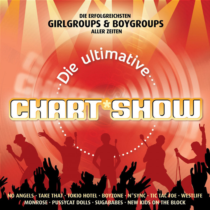 Die Ultimative Chartshow - Boy- & Girlgroups 0600753008009