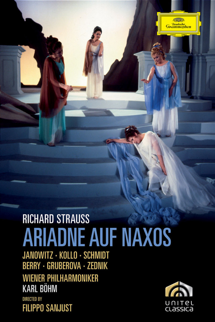 Strauss: Ariadne auf Naxos 0044007343706