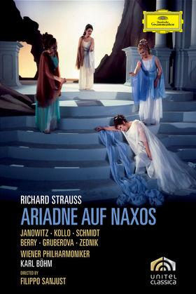 Karl Böhm, Strauss: Ariadne auf Naxos, 00044007343708