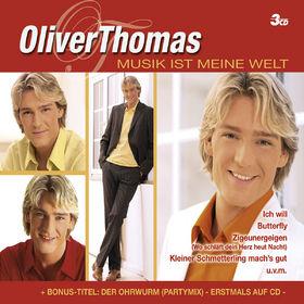 Oliver Thomas, Musik ist meine Welt, 00602517319042