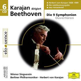 Die Berliner Philharmoniker, Beethoven: 9 Symphonies - Overtures, 00028944299243