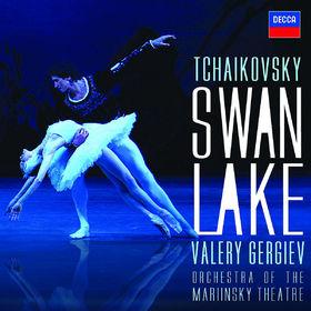 Valery Gergiev, Tchaikovsky: Swan Lake, Op.20, 00028947576693