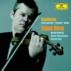 Vadim Repin, Violinkonzert Op.61, Violinsonate Op.47, 00028947765967