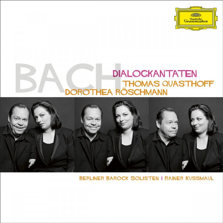 Bach, J.S.: Dialogue Cantatas 0028947765914