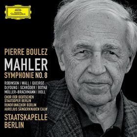 Pierre Boulez, Sinfonie 8, 00028947765974
