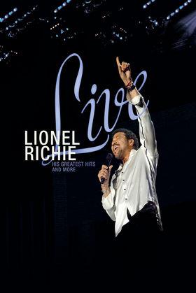 Lionel Richie, Live, 00602517451667