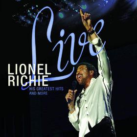 Lionel Richie, Live, 00602517458451