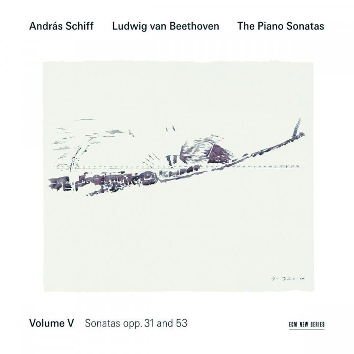 Beethoven: The Piano Sonatas, Vol.5 0028947661861
