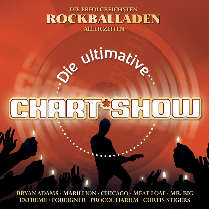 Die Ultimative Chartshow - Rockballaden 0600753029899