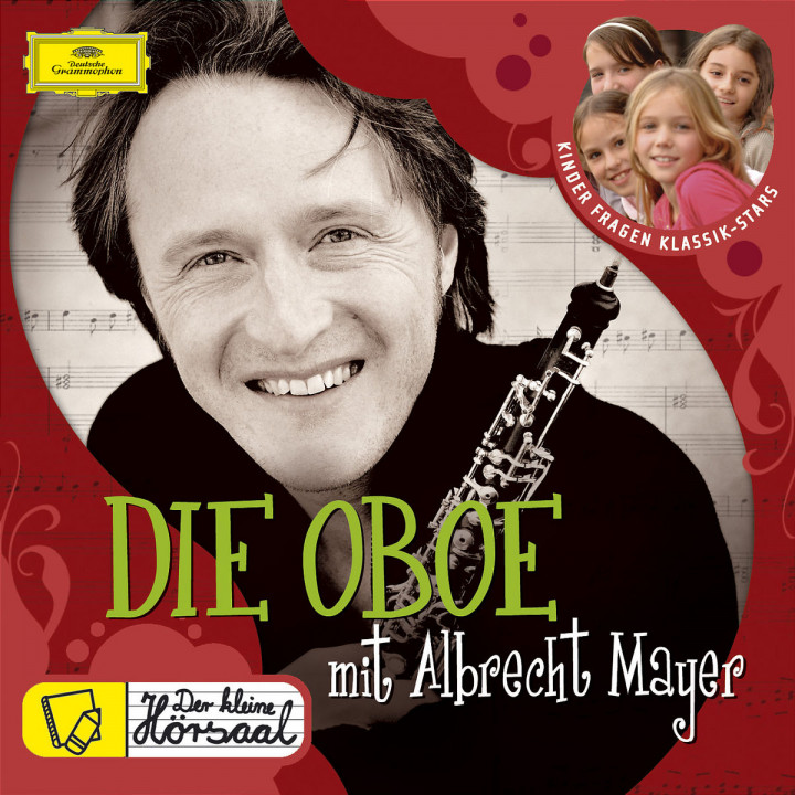 DIE OBOE mit Albrecht Mayer 0028944298370