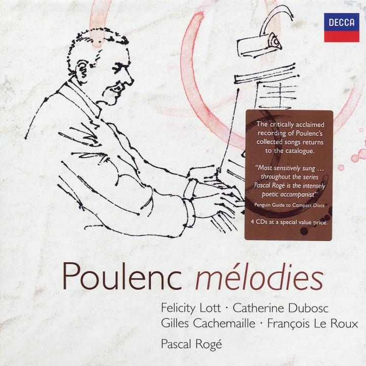 Poulenc: Songs 0028947590857