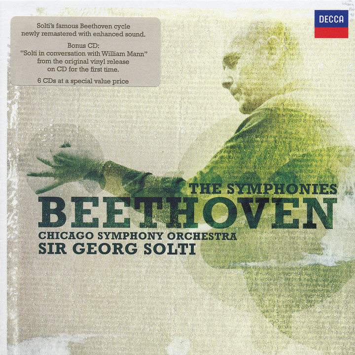 Beethoven: The Symphonies 0028947590905