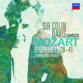 Staatskapelle Dresden, Mozart: Late Symphonies, 00028947591207