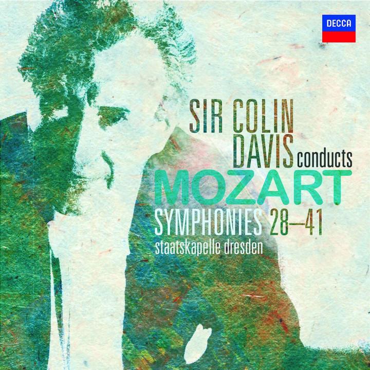 Mozart: Late Symphonies 0028947591205