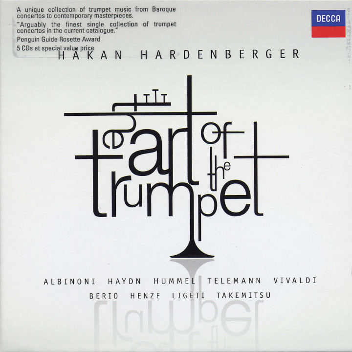 The Art of the Trumpet 0028947591261