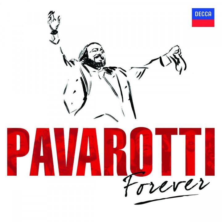 Pavarotti Forever 0028947593492