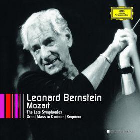 Leonard Bernstein, Mozart: Späte Sinfonien, Requiem K.626, C-Moll-Messe, 00028947766971