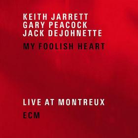 Keith Jarrett, My Foolish Heart, 00602517373266