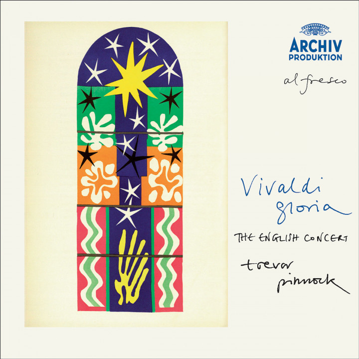 Vivaldi: Gloria / Scarlatti: Dixit Dominus 0028947767374
