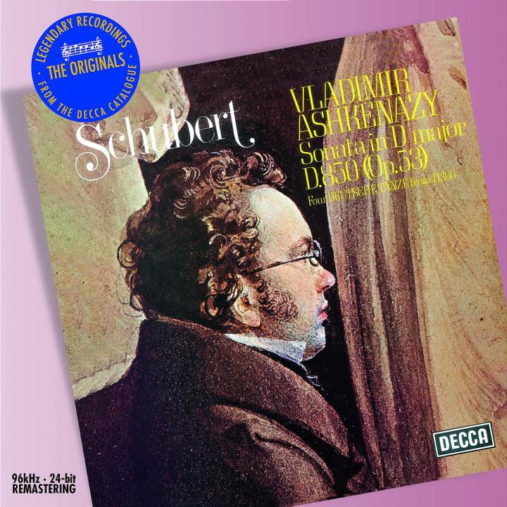 Schubert: Piano Sonata in D 0028947591504