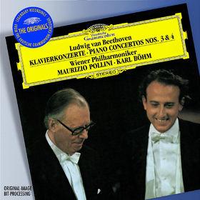 The Originals, Klavierkonzert Nr. 3 & 4, 00028947771111