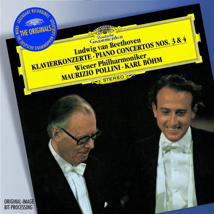 Beethoven: Piano Concertos Nos.3 & 4 0028947771119