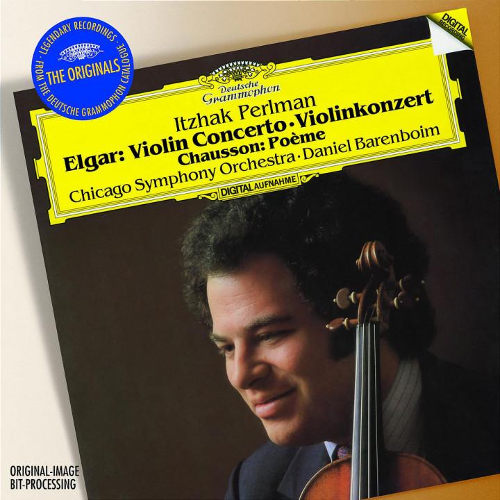 Elgar: Violin Concerto, Op.61 / Chausson: Poème, Op.25 0028947771131