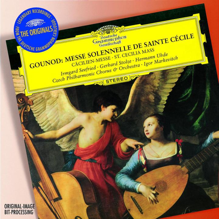 Gounod: Messe solennelle de Sainte Cécile 0028947771142