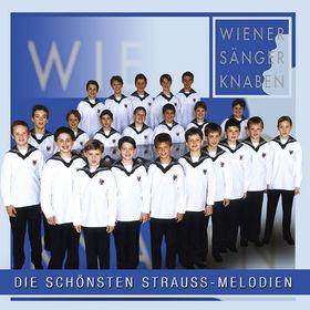 Wiener Sängerknaben, Die Schönsten Strauß Melodien, 00602517479012